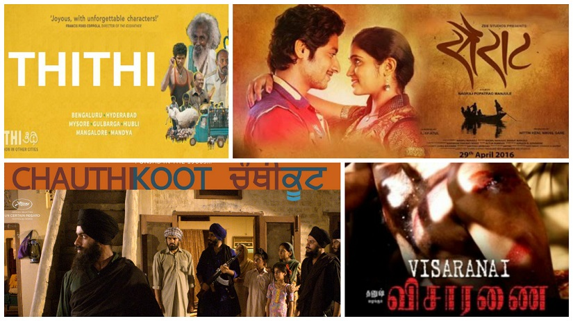 Best Indian Films 2016 Thithi Visaranai and others prove small can be big beautiful bold