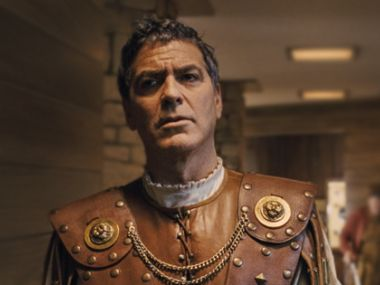 George Clooney in Hail, Caesar! Image courtesy: Facebook page