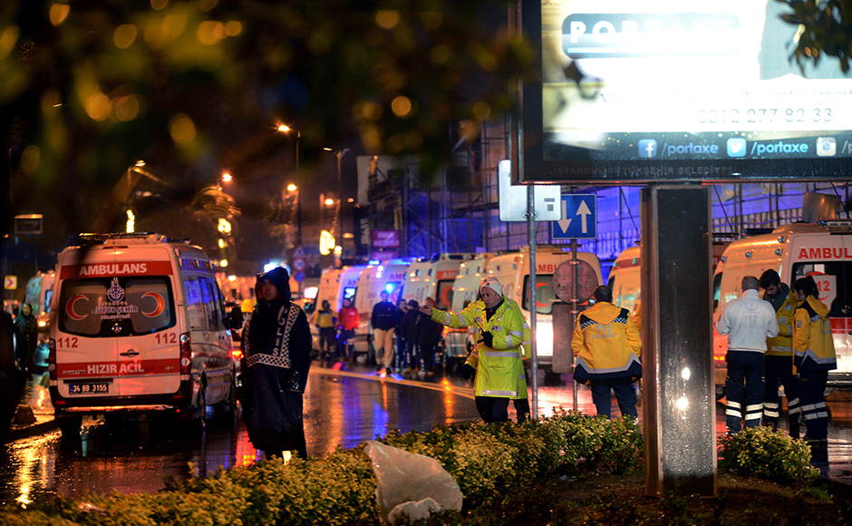 Istanbul attack: From sorrow to manhunt for killers, city coping with loss of lives