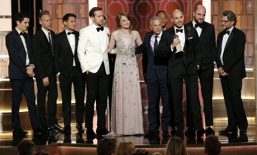 Golden Globes 2017: From La La Land to The Crown, the complete list of winners