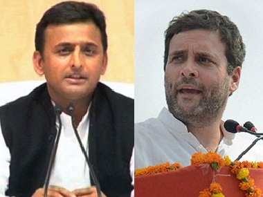 UP Election 2017 Akhileshs tie up with Congress is a ploy to keep the Muslim votes intact