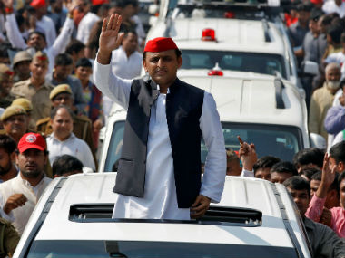 UP Election 2017 Akhilesh Yadav might survive SP feud but he is battling against time