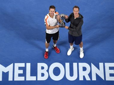 Australian Open 2017 Henri KontinenJohn Peers overcome Bryans brothers for mens doubles title