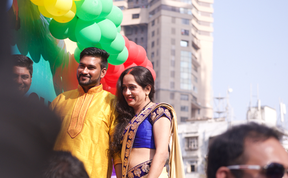 Mumbai pride parade: LGBTQ flags fly high with demands for equal rights