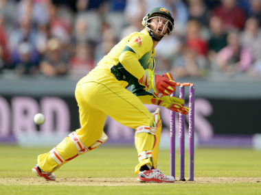 Australia's Matthew Wade will miss the rest of the New Zealand tour due to injury. Reuters