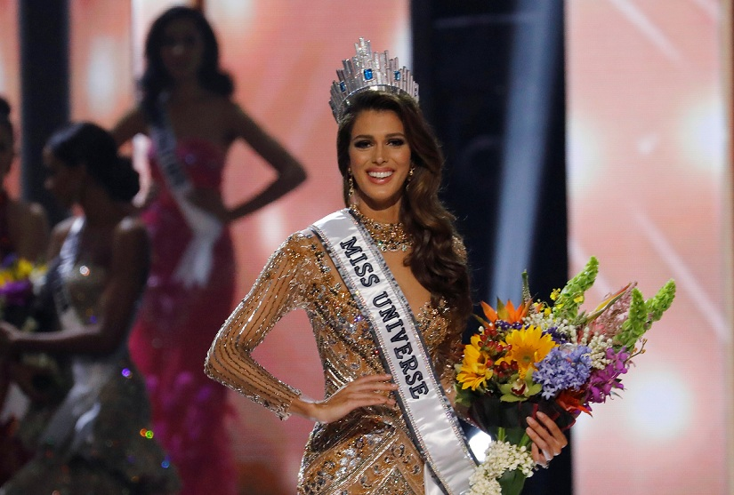 The New Miss Universe Is France's Iris Mittenaere