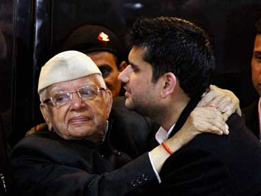 Condition of ND Tiwari extremely serious says son Rohit Shekar exUP chief minister shifted to ICU of Delhi hospital
