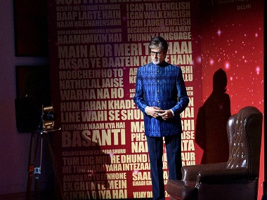 Madam Tussauds launches its first permanent display museum in New Delhi