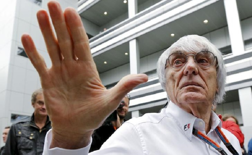 Bernie Ecclestone departs after 40 years at the helm paving the way for a new F1 order