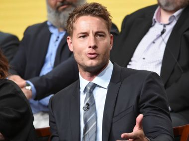 Want to work with Priyanka Chopra This Is Us star Justin Hartley