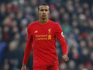 Premier League Liverpool defender Joel Matip ruled out of season due to thigh injury