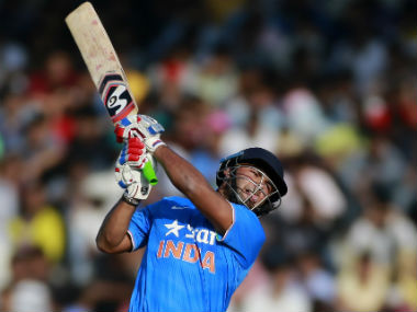 Rishabh Pant had earlier hammered a 36-ball 59 in the second warm-up game between India A and England. AP