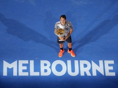Roger Federer wins 18 Grand Slams A look at all the numbers after his 5th Australian Open title