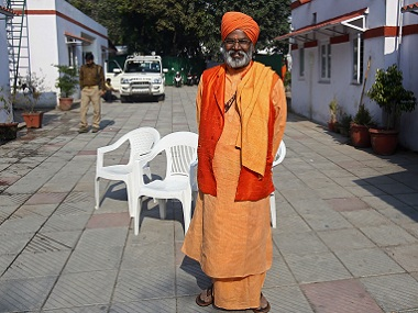 No force on earth can stop Ram temple construction in Ayodhya Sakshi Maharaj
