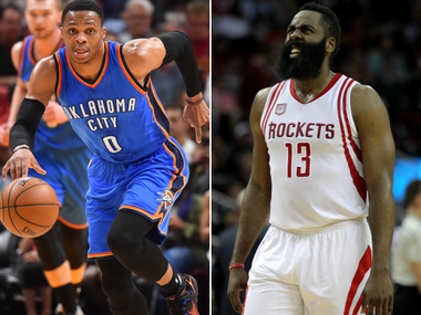 NBA MVP race: Why the talk around Russell Westbrook vs James Harden feels premature