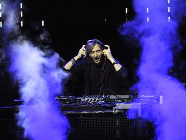 David Guetta. File photo