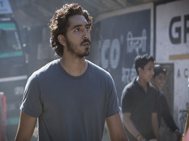 Dev Patel nominated for best supporting actor in Academy Awards for role in 'Lion'