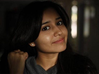 Shweta Tripathi. Image from News 18