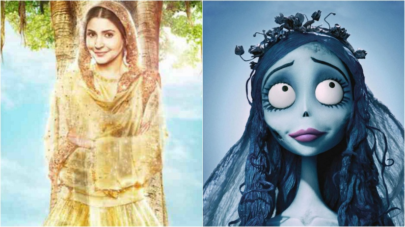 If Phillauri is a copy of Tim Burtons Corpse Bride its a copy of Imtiaz Alis Love Aaj Kal too
