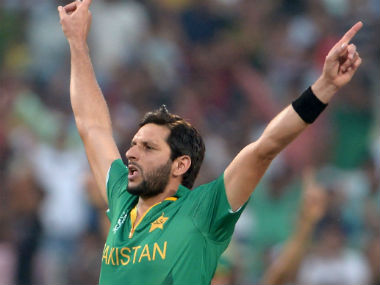 Afridi was predictable, yet it was very hard to understand him. AFP