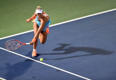File picture of Angelique Kerber. Getty Images