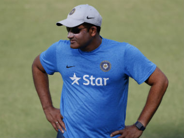 India head coach Anil Kumble added that the hosts will not make any changes to their opening combination. AP