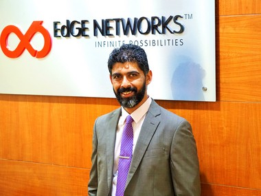 Arjun Pratap, Founder and CEO, EdGE Networks