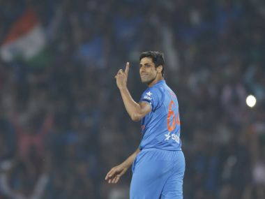 Ashish Nehra made an impressive comeback after injury in the recent T20I series against England. AP