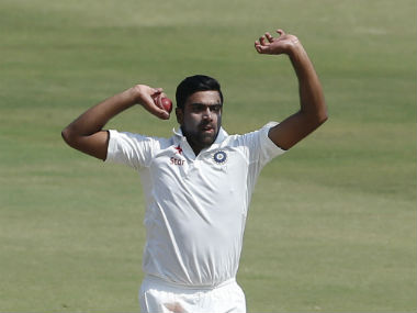 Ashwin added another feather to his cap by becoming the fastest bowler to 250 Test wickets. AP