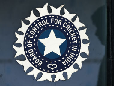 BCCI joint secretary Amitabh Chaudhary attended the ICC meet in Dubai. AFP