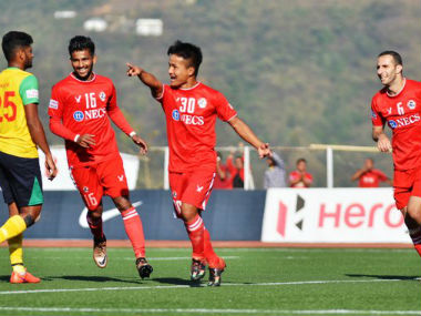 Brandon scored the only goal of the game. Twitter: @ILeagueOfficial