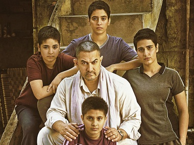 In 'Dangal', Aamir Khan portrayed wrestler Mahavir Singh Phogat