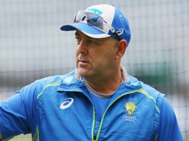 File photo of Darren Lehmann. Getty Images