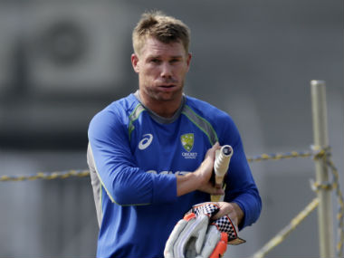 David Warner was also full of praise for Indian captain Virat Kohli. AP