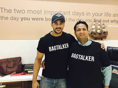 Co-founders Rohit Reddy, CEO and Tushar Jain, MD