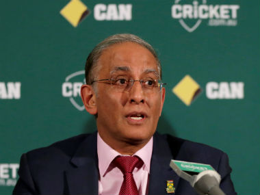 File photo of Cricket South Africa (CSA) CEO Haroon Lorgat. Reuters