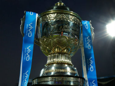 Representative photo. Image courtesy: IPL official Twitter account