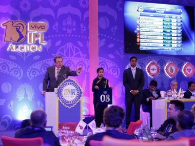 The IPL 2017 auction was lucrative for some players, humiliating for others. Image courtesy: Twitter/@IPL