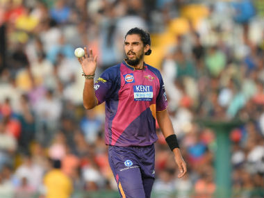Ishant Sharma played for Rising Pune Supergiants in the last edition of the IPL. AFP