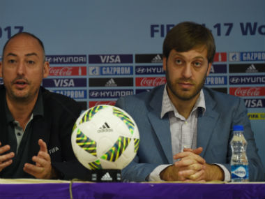 FIFA U-17 World Cup tournament director Javier Ceppi says 'rat' comments did not refer to showpiece event