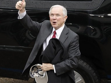 File image of Jeff Sessions. Reuters