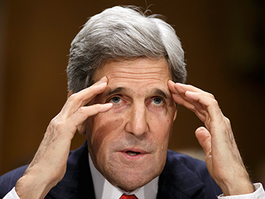 Former secretary of state John Kerry says Israel, Egypt pushed US to 'bomb Iran' before 2015 nuclear deal