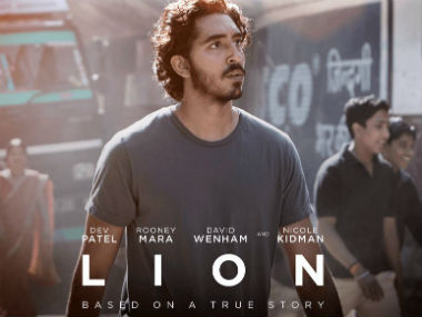 The film will be released on Friday. Image credit; @LionMovie
