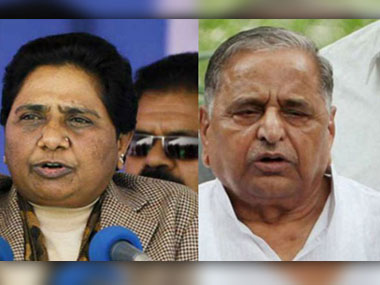 Uttar Pradeshs former chief ministers asked to vacate bungalows 6 leaders including Mayawati Rajnath Singh hit by SC order
