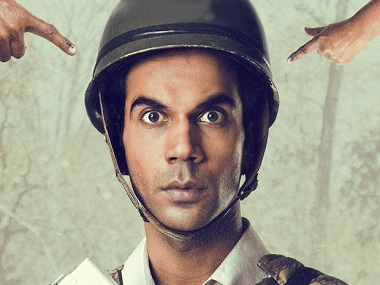 Rajkummar Rao says 'I want Newton to break India's dry spell at Oscars'