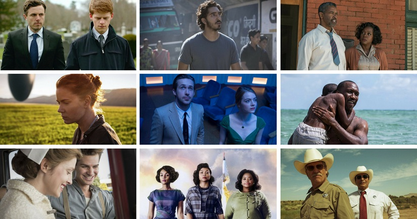 Which of these films should you watch before the Oscars roll around on 26 February?