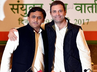 SP-Congress alliance may continue in 2019 polls, says senior party leader Naresh Agrawal