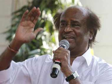 File image of Rajinikanth. News18
