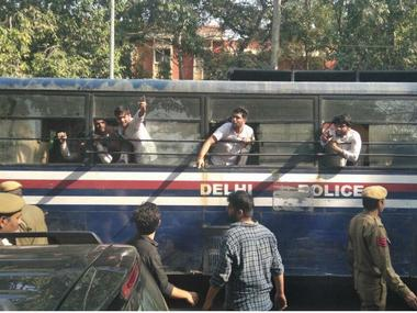 Ramjas rampage and the politics of fear Time to alter the precedent through democratic mobilisation and solidarity