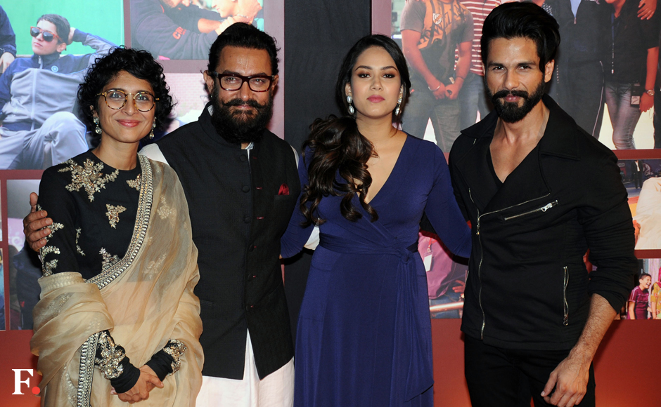 Dangal success party hosted by Aamir Khan sees all of Bollywood in attendance